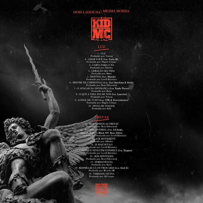Kid MC - Luz (Música Nova) (Download)