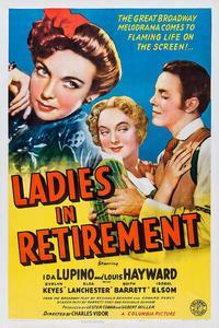 Watch Ladies in Retirement Online Free in HD