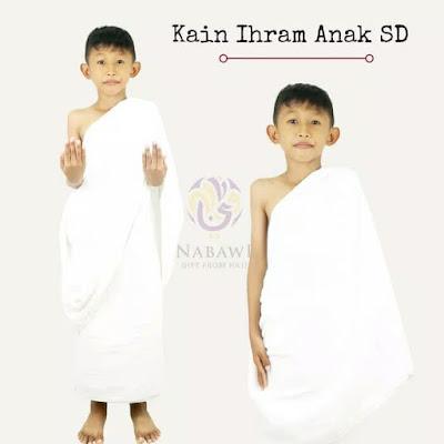 Kain Ihrom Anak SD