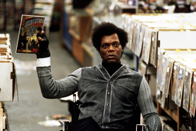 Samuel L. Jackson - Unbreakable (2000)