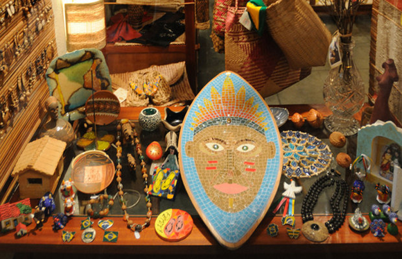 Artesanato indígena, Paraty - RJ
