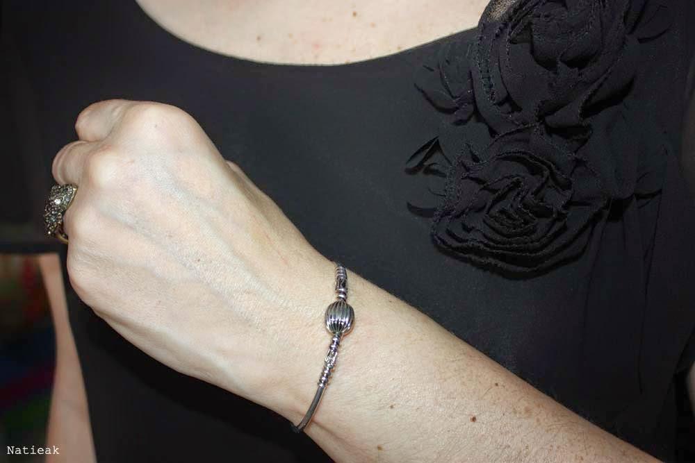 bracelet jonc nepal Bijoux Chérie