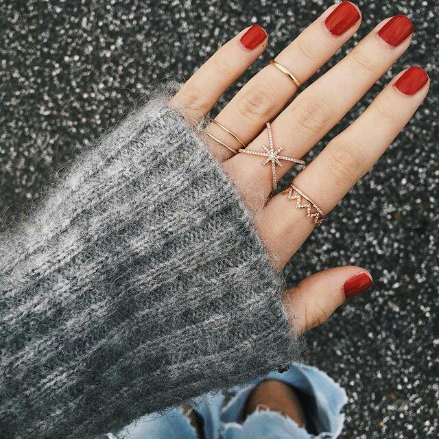 Cherry nail arts