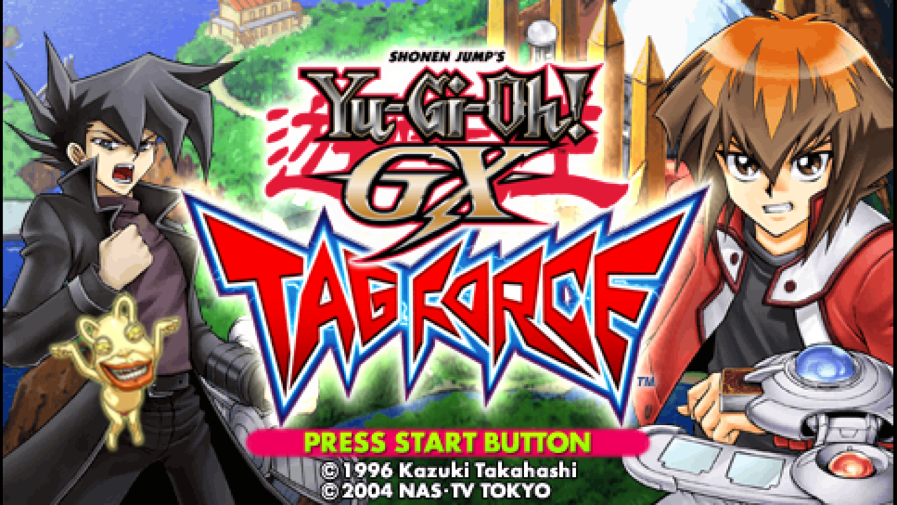 yu gi oh gx tag force psp iso free download u0026 ppsspp setting
