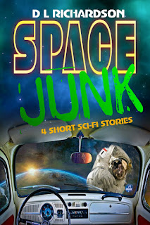 Space Junk - 4 Short Sci-Fi Stories