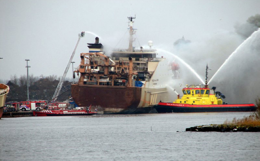 SHIP FIRE PREVENTION