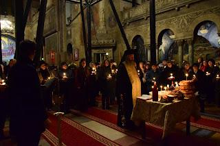 Parastasul Parintelui Arsenie Boca, Catedrala Mitropolitana Cluj-Napoca