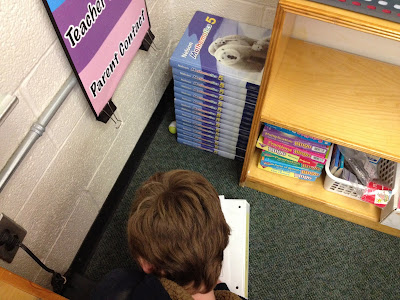 """This is the best grammar ever! -directly from the mouths of my students after this """"Hunting for Prepositions"""" activity! Click here to check it out for yourself!"""
