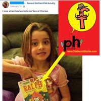 "Secret Stories® Phonics Secrets— Do YOUR kids know the ""ph"" Secret?"