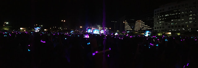 Coldplay Manila