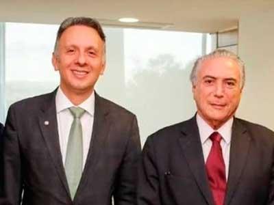 Deputado Aguinaldo Ribeiro é denunciado por suposta prática do delito de associação criminosa