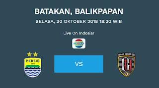 Prediksi Persib Bandung vs Bali United - Selasa 30 Oktober 2018