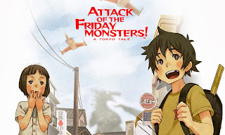 Attack of the Friday Monsters! : A Tokyo Tale