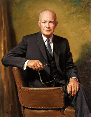 dwight d eisenhower great leader