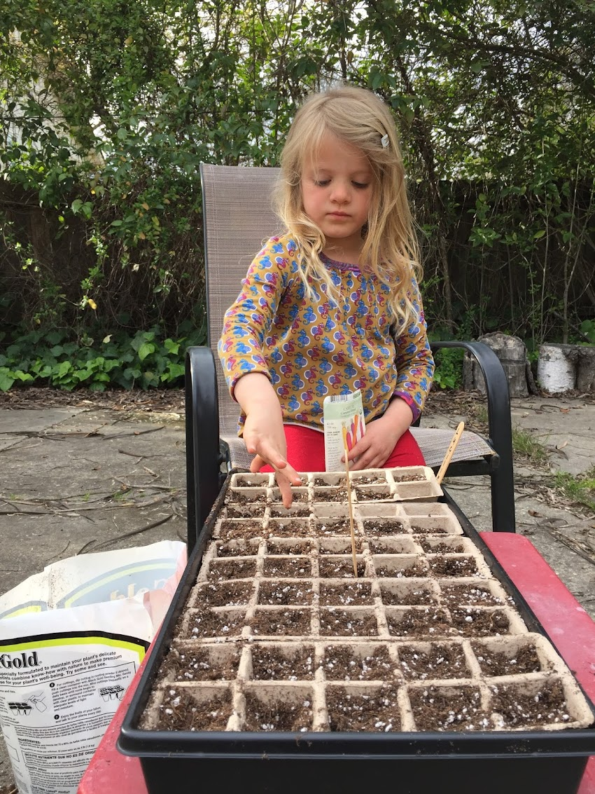 Teaching Kids Agriculture