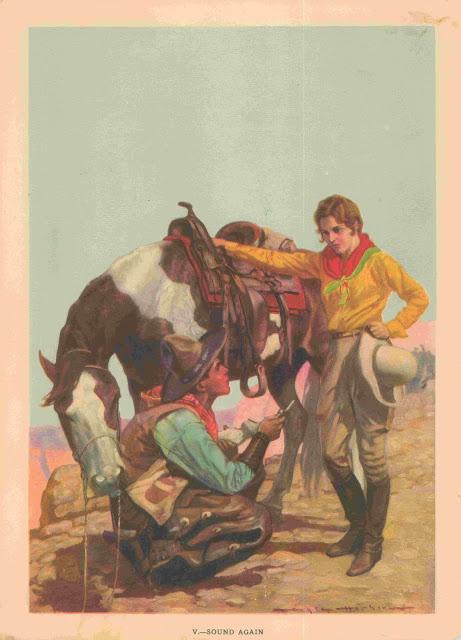 Gayle Hoskins - A Cowboy's Day #5 Sound Again