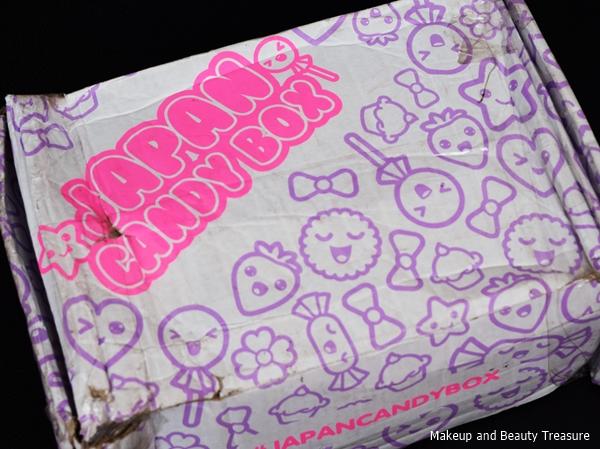 japanese cnady box