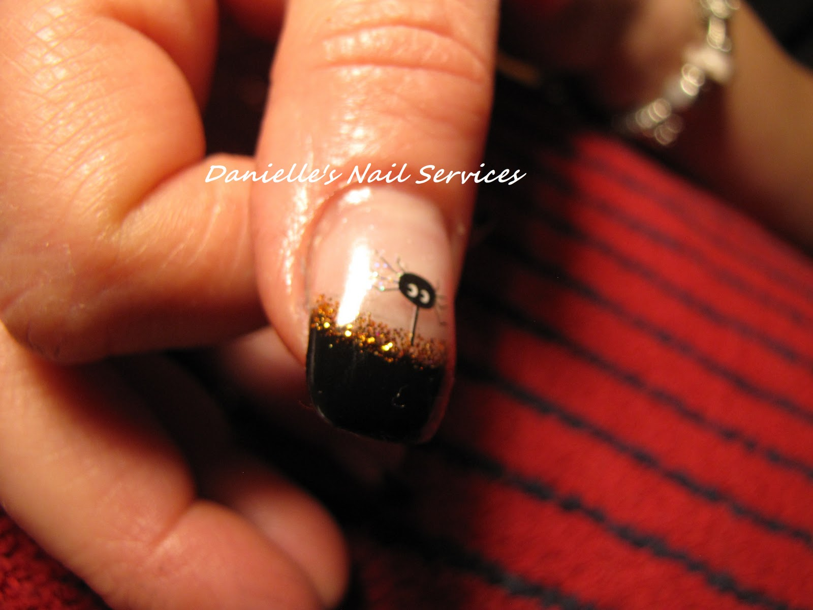 Danielle's Nail Services: October 2011 Nails
