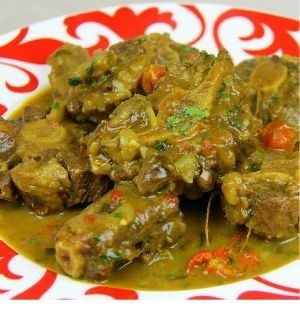 Coconut Curry Oxtails In The Oven