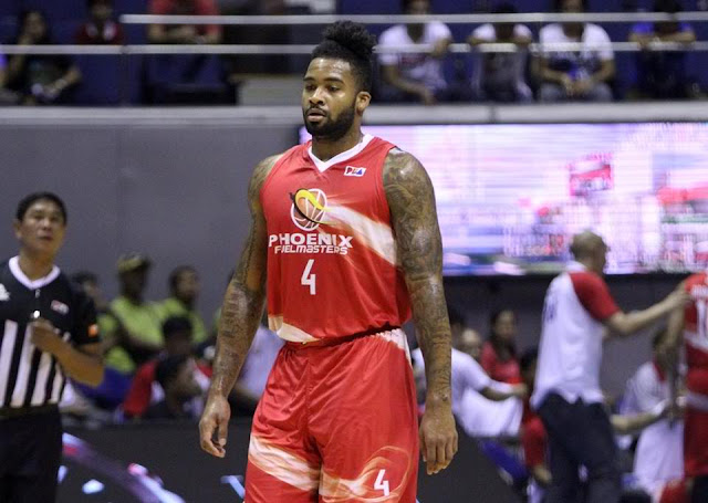 List Top 5 Highlight Videos Eugene Phelps Phoenix Import 2017 PBA Governors' Cup