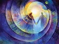 La Force De La Lumière dans la contemplation détermine les intuitions, les rêves, les songes, les mouvements Lumineux, qui ne sont pas attachés aux phénomènes chimiques et mécaniques de la chair et du sang.