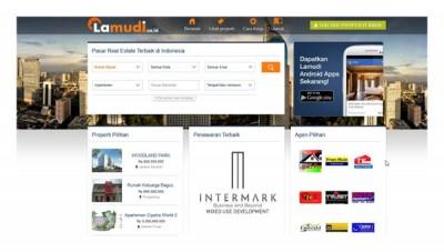 Situs Properti 'Lamudi' Capai 500 Ribu Online Listing