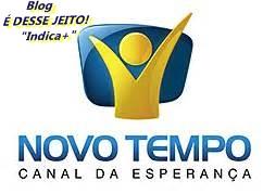 Imagem do logotipo da Emissora Novo Tempo de Comunicações, o Canal da Esperança