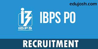 IBPS PO Vacancy