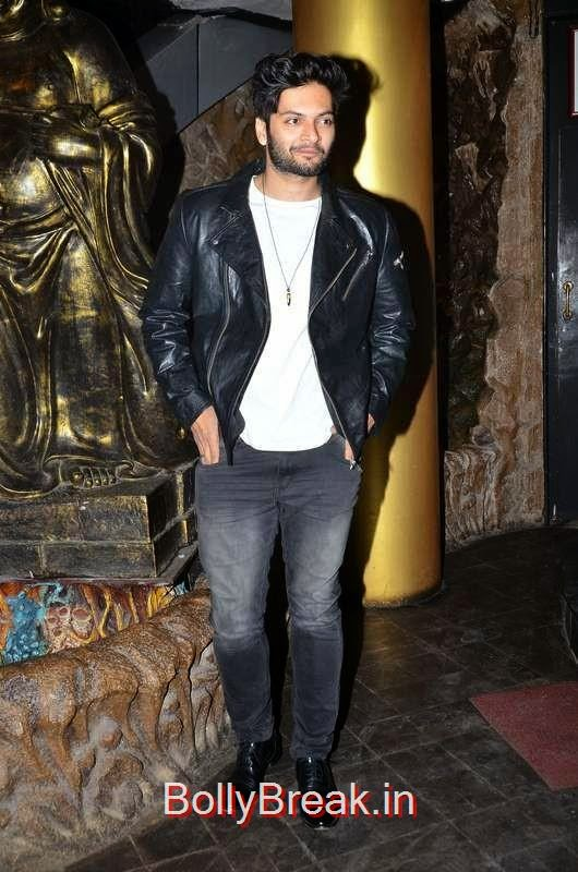 Ali Fazal, Richa Chadda's Birthday Party Hot Images