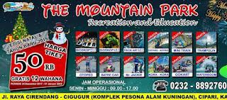 Mountain Park Kuningan Wisata Wahana Permainan Keluarga