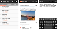 cara membuat blog di google menggunakan aplikasi android