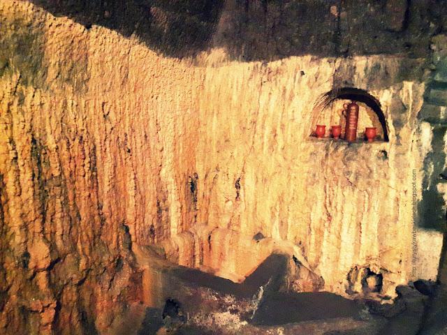 Egerska Jaskinia w Podziemiach Winnicy Varos A Varos Na Wegrzech