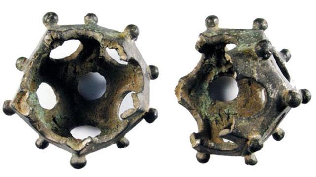 Artifak Roman Dodecahedron