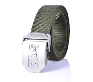 Fake 5.11 tactical belt from omnipresent China