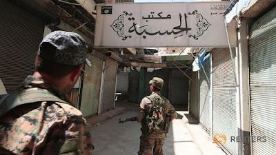 Iraq Militia Fighters