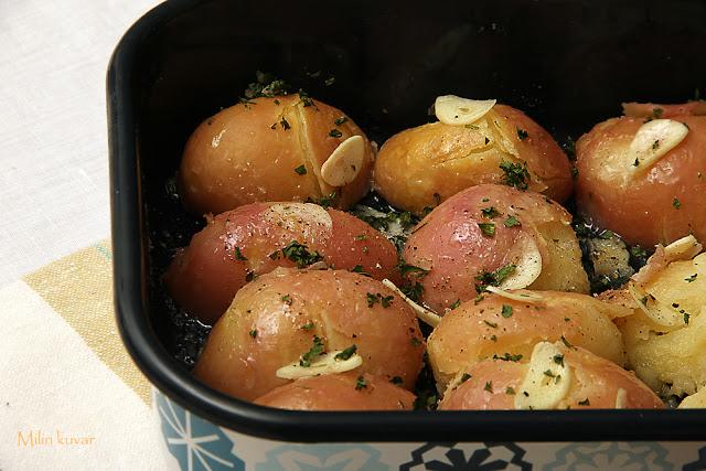 kuvani krompir