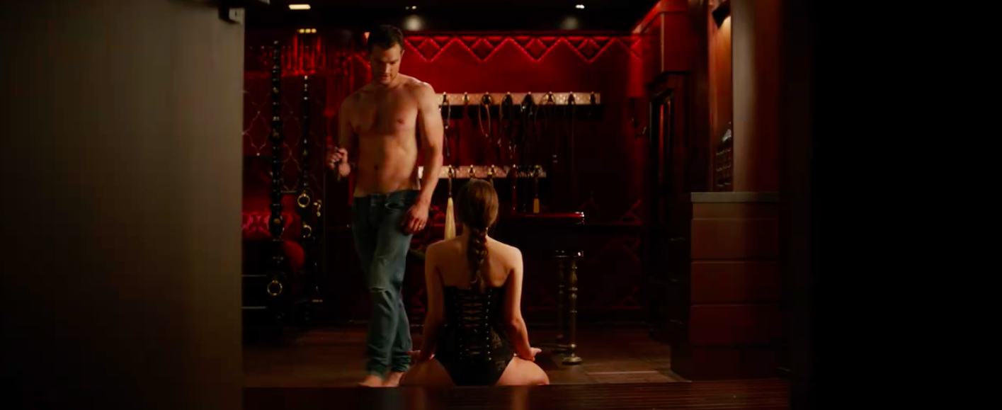 All The Times El James Uses Flush In Fifty Shades Series