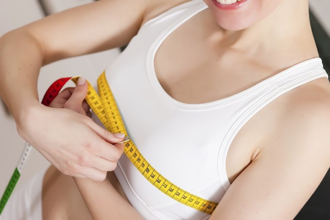 How to lose weight in a certain place in your body