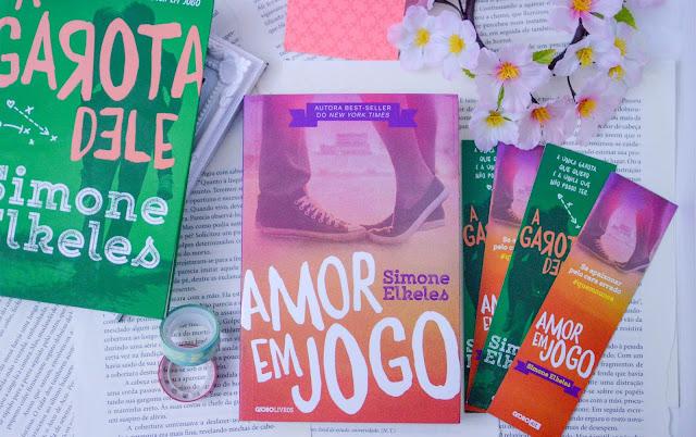 [Resenha] Amor em jogo | Simone Elkeles