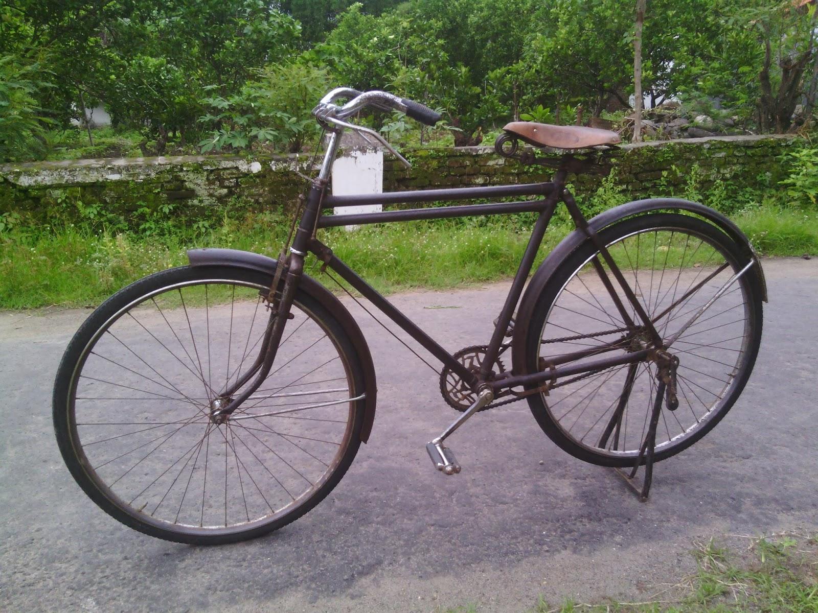 Sepeda Onthel sepeda onthel double palang antik