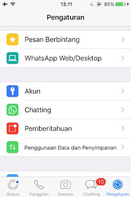 Tutorial Agar Whatsapp Terlihat Tidak Online Oleh Orang Lain 2