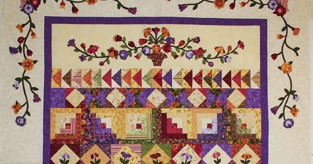 Silly Goose Quilts Block Of The Month 2012