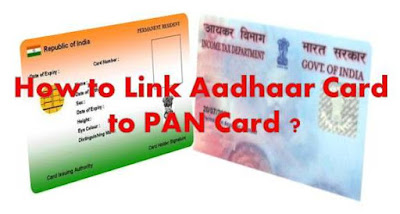 [Archive Blog (23/4/2017)] How to Link Aadhaar Card with PAN Card ?
