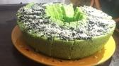 Resep Cara Membuat Kue Bolu Pandan Hijau Sehat Dan Enak