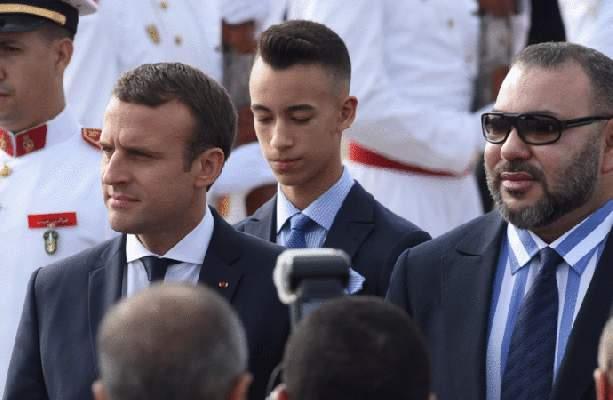 ماكرون: انفتاح المغرب على العالم وخاصة إفريقيا يتعزز كل سنة