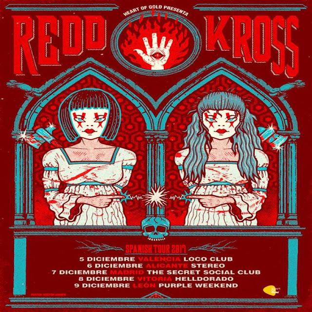 Redd Kross - Gira española 2017- 5 citas