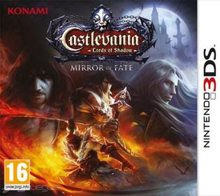 Castlevania: Lords of Shadow - Mirror of Fate, 3DS, Español, Mega, Mediafire