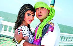 Anika Kabir Shokh Latest Hot MMS Pictures with Dhallywood actors Sakib Khan