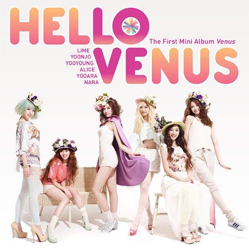 Hello Venus - Venus [FLAC 24bit   MP3 320 / WEB]
