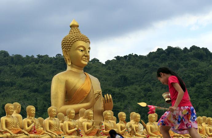 Đức Phật chỉ thấy ra niết-bàn chứ Ngài không sở hữu niết-bàn. Ngài không sở hữu bất cứ điều gì vì giáo lý của đạo Phật là vô ngã.